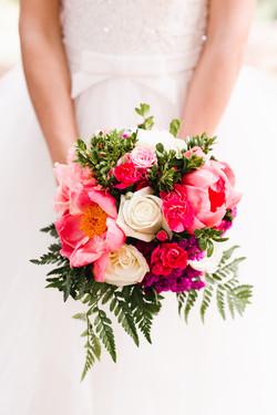 Events Especials bride bouquet