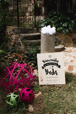 Events Especials wedding entrance