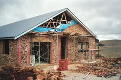 Basalt walling brick quions