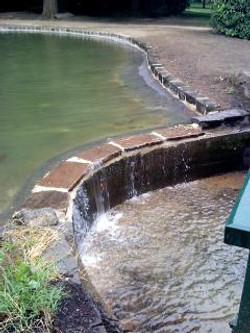 Water Spillway