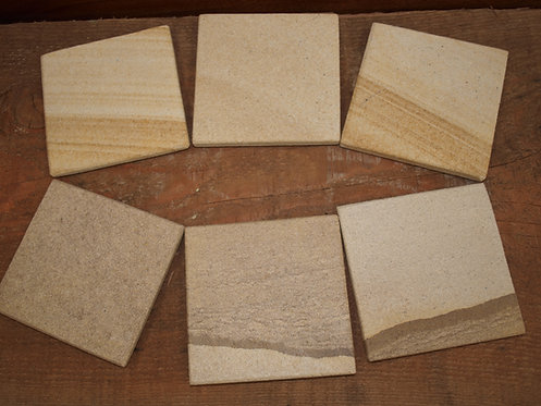 Coasters square 6 for $30
