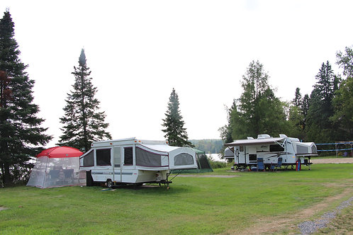 Adult Camping Without Hydro Nightly Rate