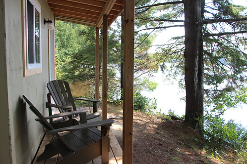 Cabin #5.5 Weekly Rate