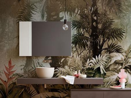 Banyolarda Duvar Kağıdı Kullanımı