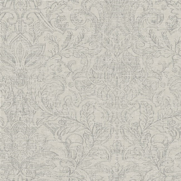 SO00911 DAMASK SLATE GREY