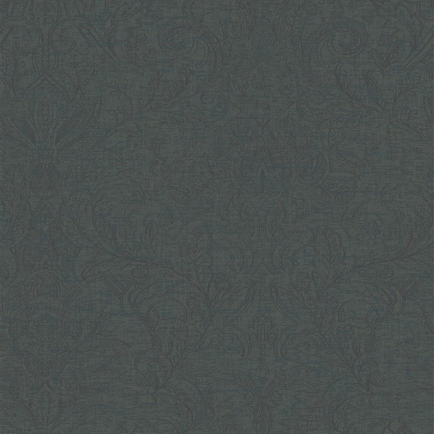 SO00908 DAMASK TEAL GOLD