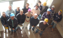 The team at Melbourne Mill