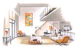 Melbourne_duplex_interior