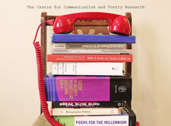Make a call. Read a poem.