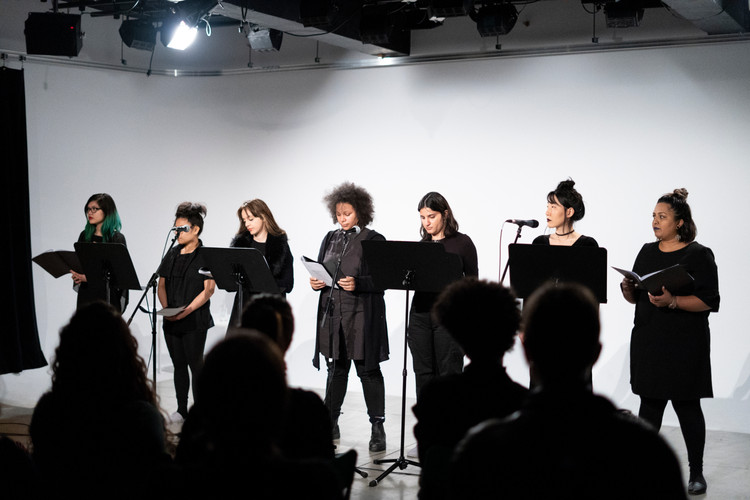 A Choir of Demands and Desire (Studio xx)