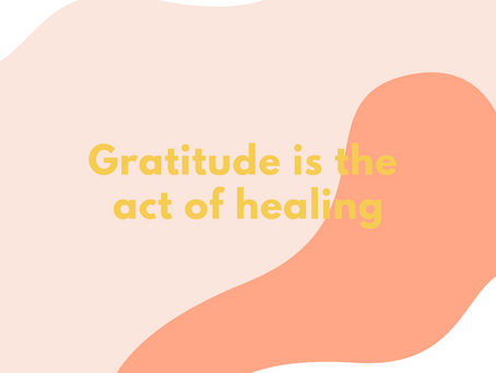 Intentional Gratitude Practice