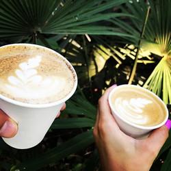 Кофе-брейк на природе