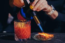 дымный коктейль