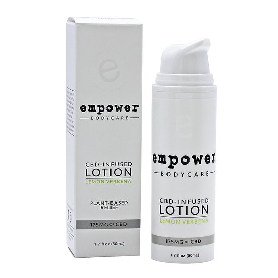 Empower - CBD Topical Relief Lotion