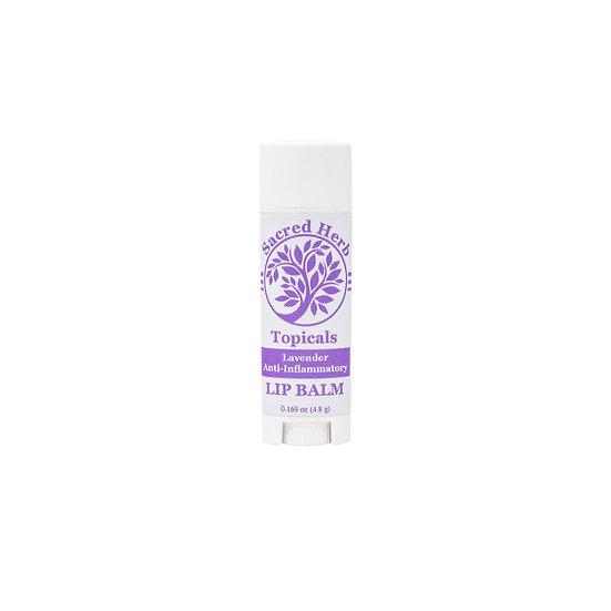 Sacred Herb -CBD Lip Balm - Anti-inflammatory