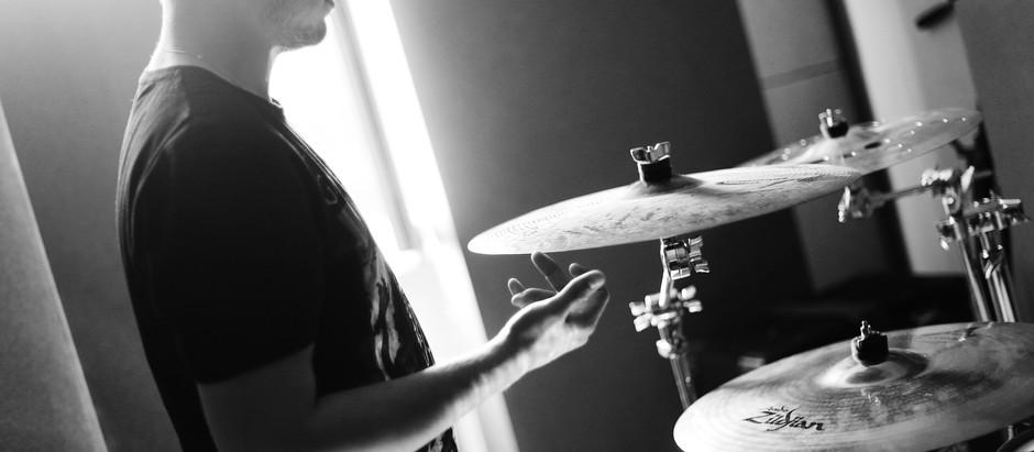Jak przygotować się do nagrań w studio? Część I - zestaw perkusyjny
