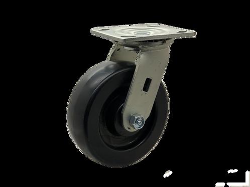 Swivel 6x2 Polyolefin Wheel