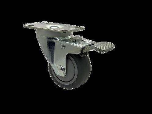 Total Lock 3x1-1/4 TPR Wheel