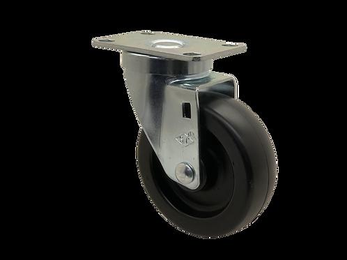 Swivel 4x1-1/4 Polyolefin Wheel