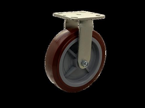 Rigid 8x2 Poly On Poly Wheel