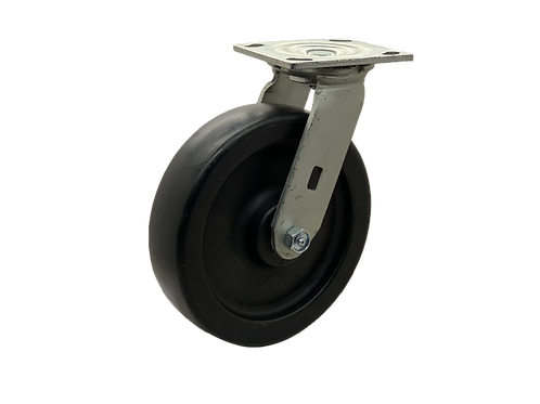Swivel 8x2 Polyolefin Wheel