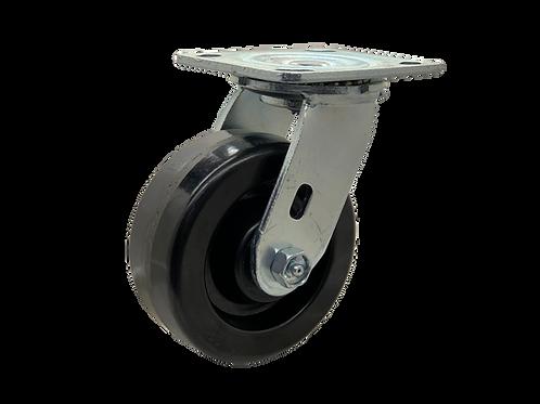 Swivel 5x2 Phenolic Wheel