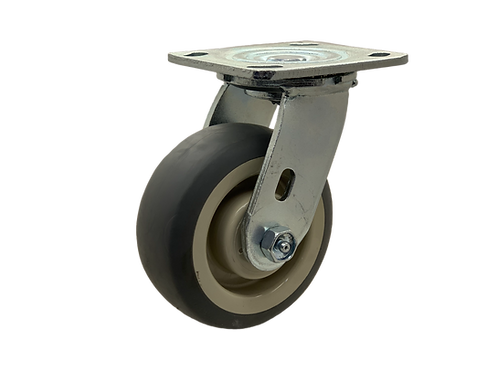 Swivel 5x2 TPR Wheel