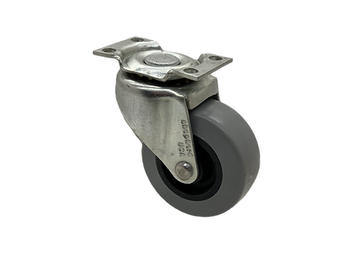 Swivel 2x13/16 TPR Wheel