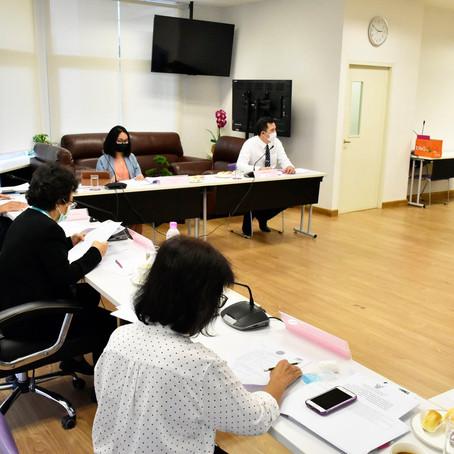 จัดสอบสัมภาษณ์ผู้มีสิทธิ์ขอรับทุนสนันสนุนการศึกษา ประจำปีการศึกษา 2562