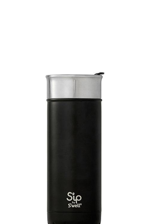 Swell Sip Travel Mug in COFFEE BLACK 16oz