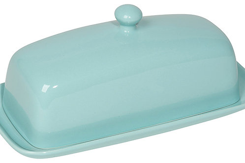 Now Designs Rectangle Butter Dish in EGGSHELL