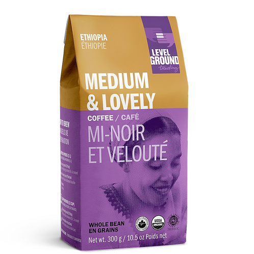 Level Ground Coffee - Ethiopia