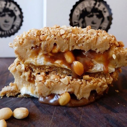 Gertie's Peanut Butter Pie
