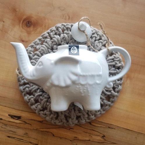 BIA Elephant Teapot