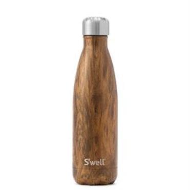 Swell Teakwood Bottle - 500 ml (17 oz)