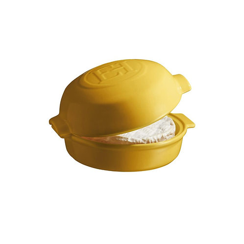 Emile Henry Cheese Baker in YELLOW
