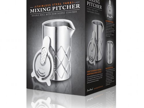 Final Touch Mixing Pitcher