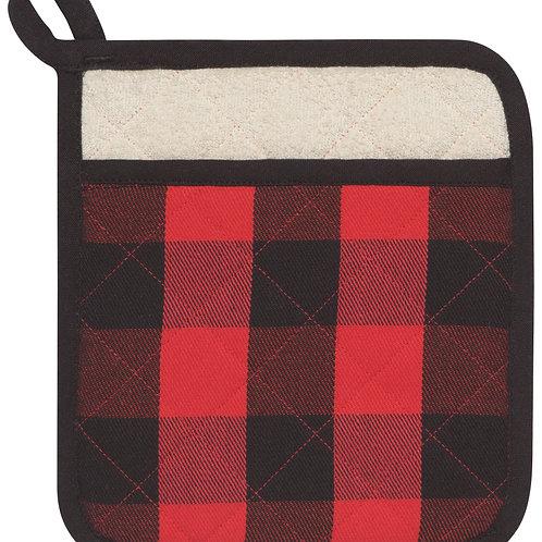 Now Designs Buffalo Check Pot Holder