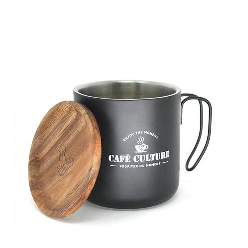 Cafe Culture Double Walled Mug 15oz