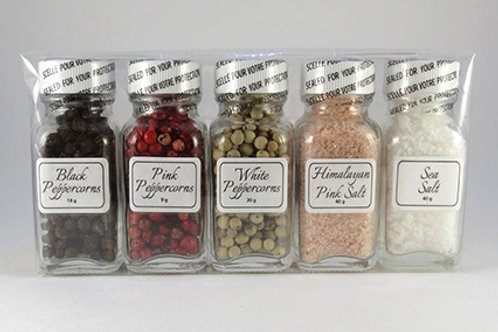 Club Pantry Small S&P Gift Set
