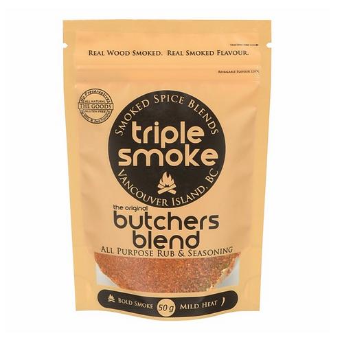 Triple Smoke Gourmet Seasonings 50g