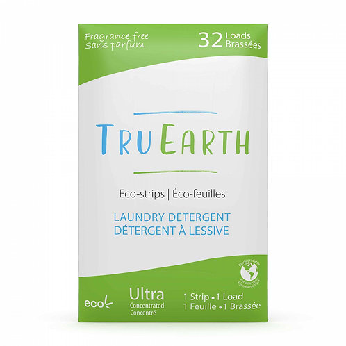 Tru Earth Laundry Detergent Strips 32 Loads