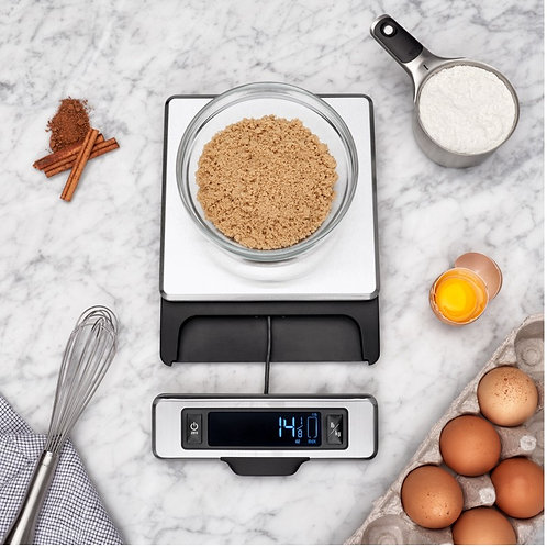 OXO Food Scale Stainless Steel