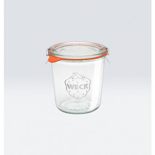 Weck Mold Jar .5L (1/2)