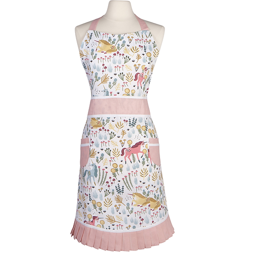 Now Designs Betty Unicorn Apron