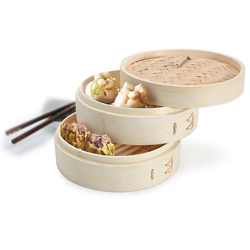 Danesco Zen Cuisine Bamboo Steamer