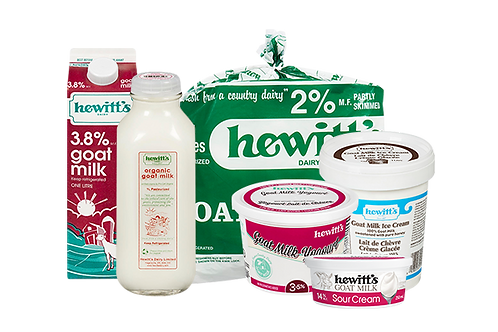 Hewitts Dairy Cheese