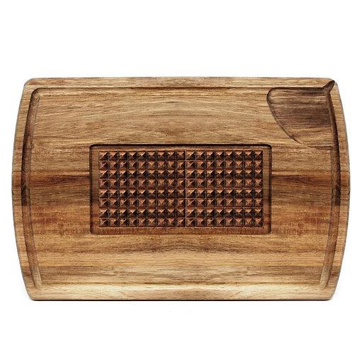 Danes ACACIA Multi-Function Carving Board