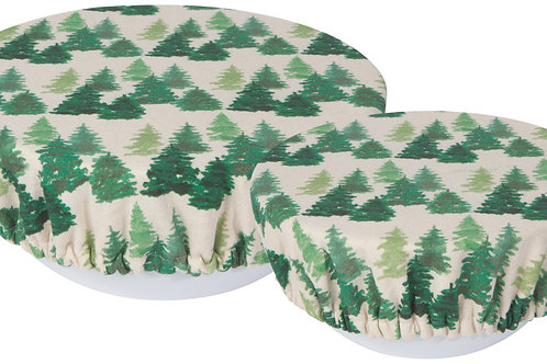 Now Designs Bowl cover Set in WOODS