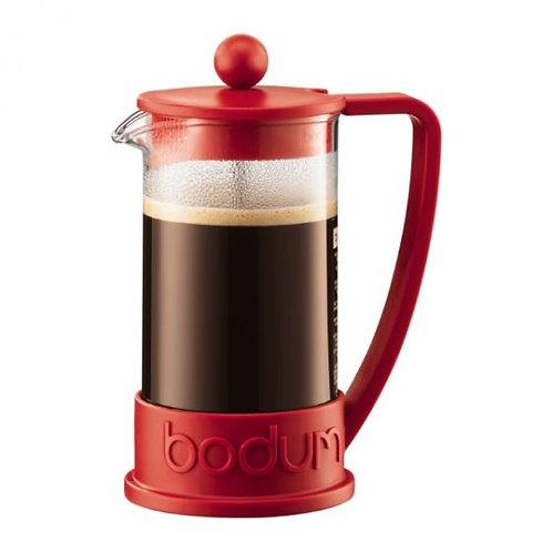 BODUM BRAZIL French Press coffee maker, 3 cup, 0.35 l, 12 oz